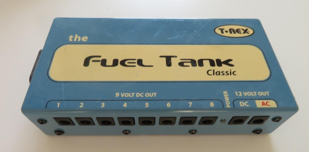 T-Rex Fuel Tank Power Supply