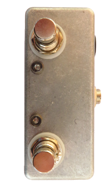 Amp Channel Switcher Pedal