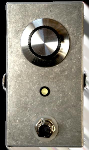 One Knob Guitar Pedal