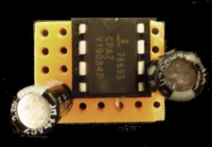Reverse Polarity Voltage Inverter